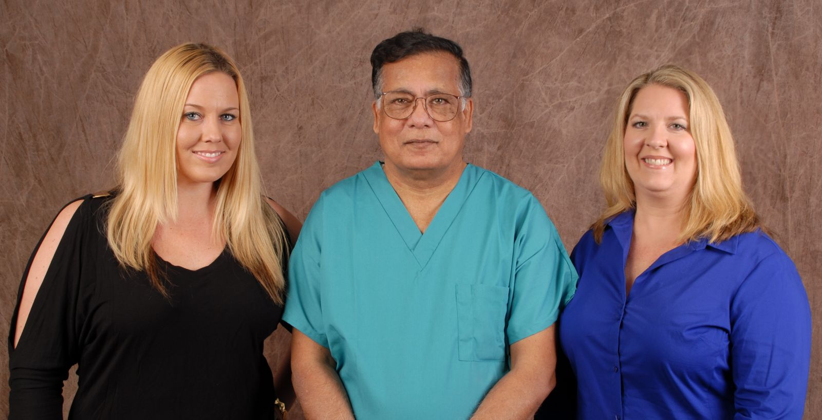 Dr. Kasem and his team